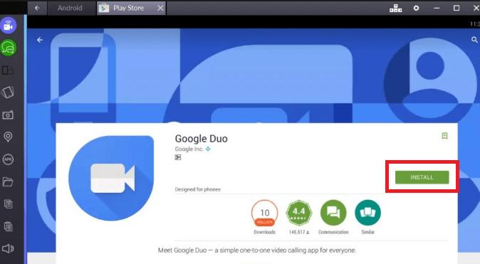 Download Google Duo